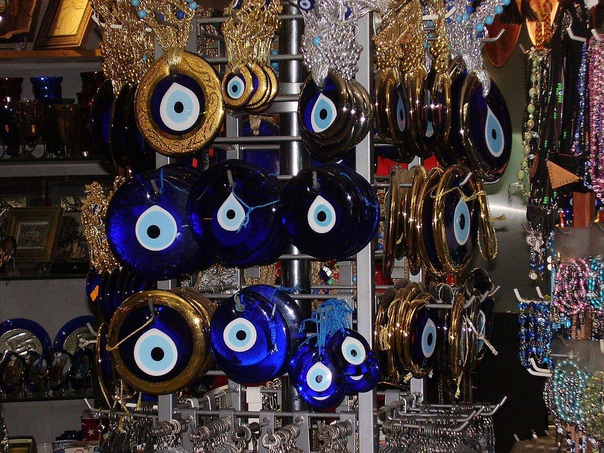 Где купить глаз Фатимы
