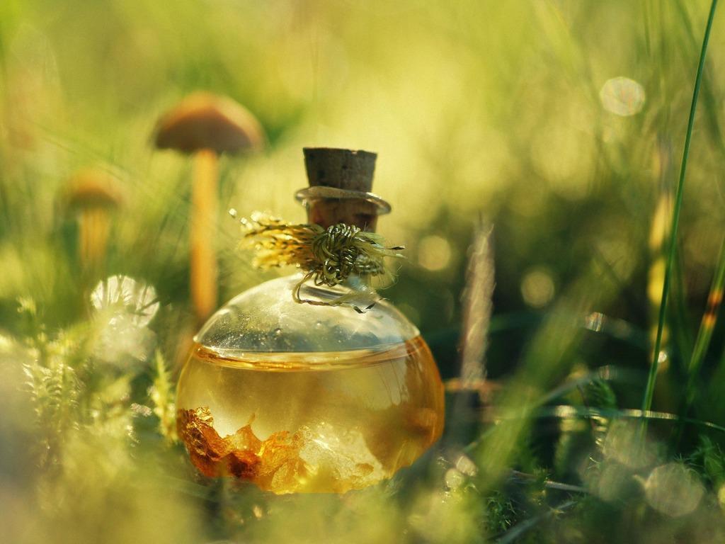 Медитация с ароматическими маслами и свечами