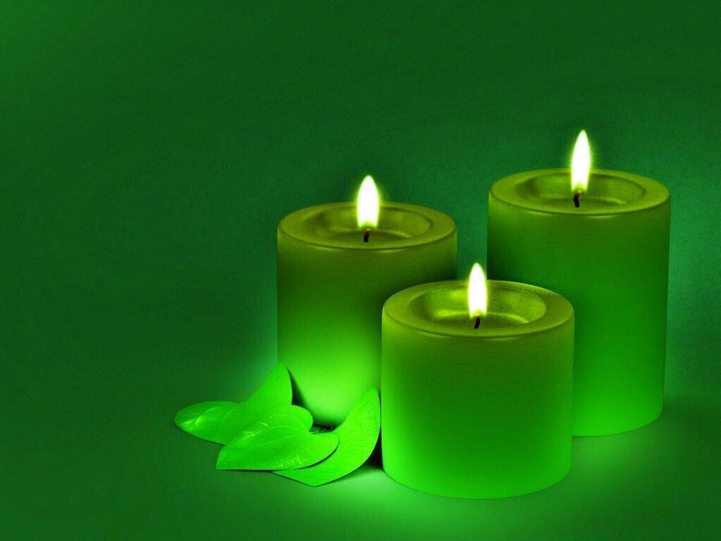 Обряды со свечами в полнолуние