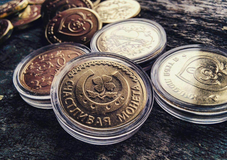 Обряды с монетками для привлечения денег