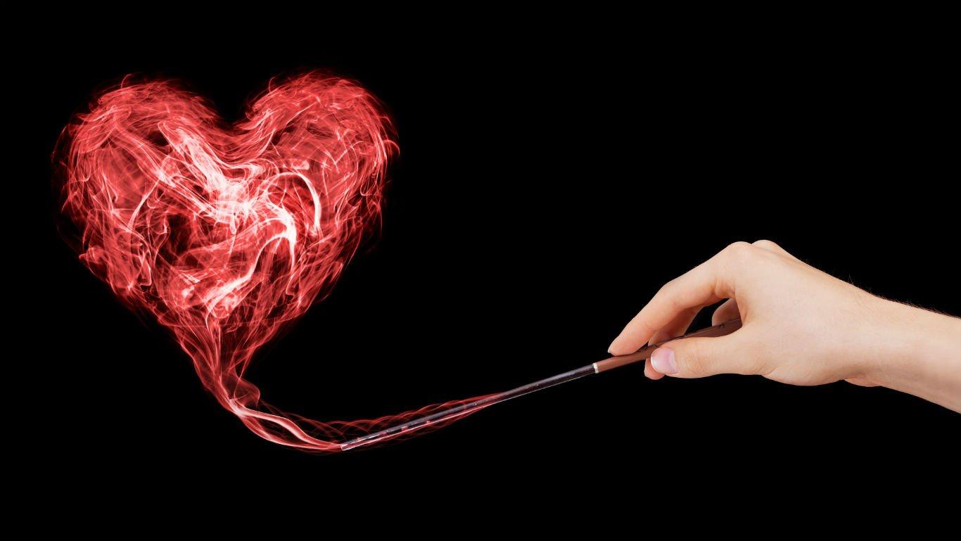 Снятие любовного приворота посредством белой магии