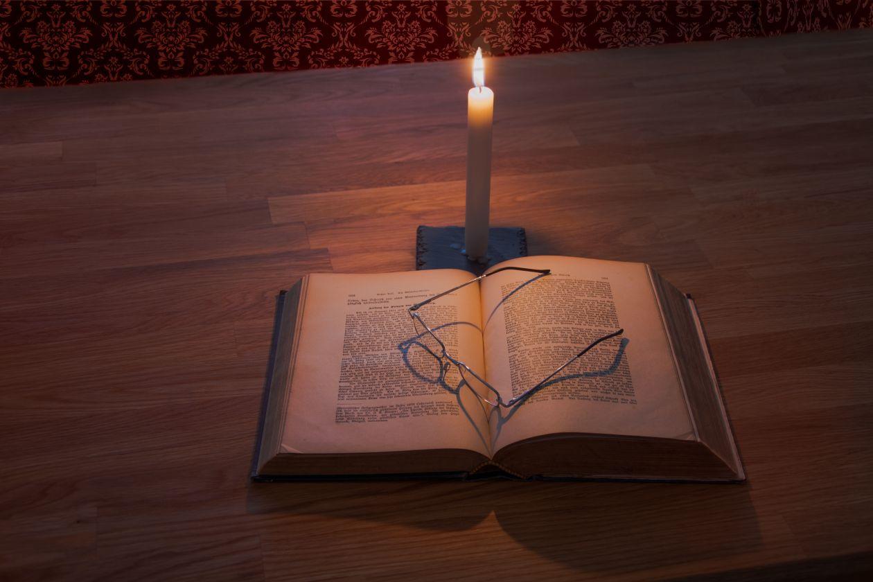 Обряд на святой Библии