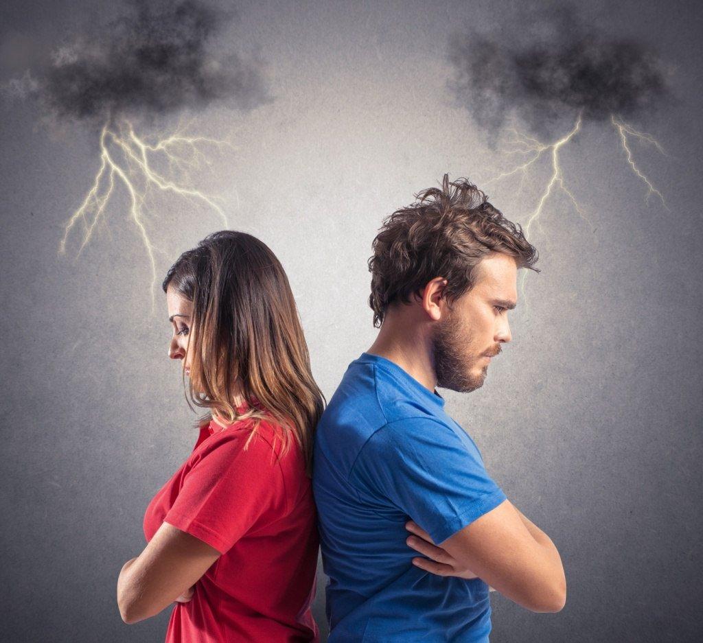 Как нельзя вернуть мужчину-Близнеца после расставания: неправильная тактика