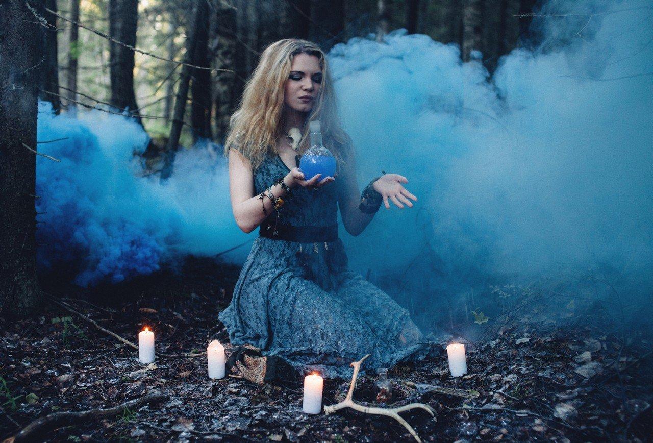 Магический ритуал для выявления венца безбрачия