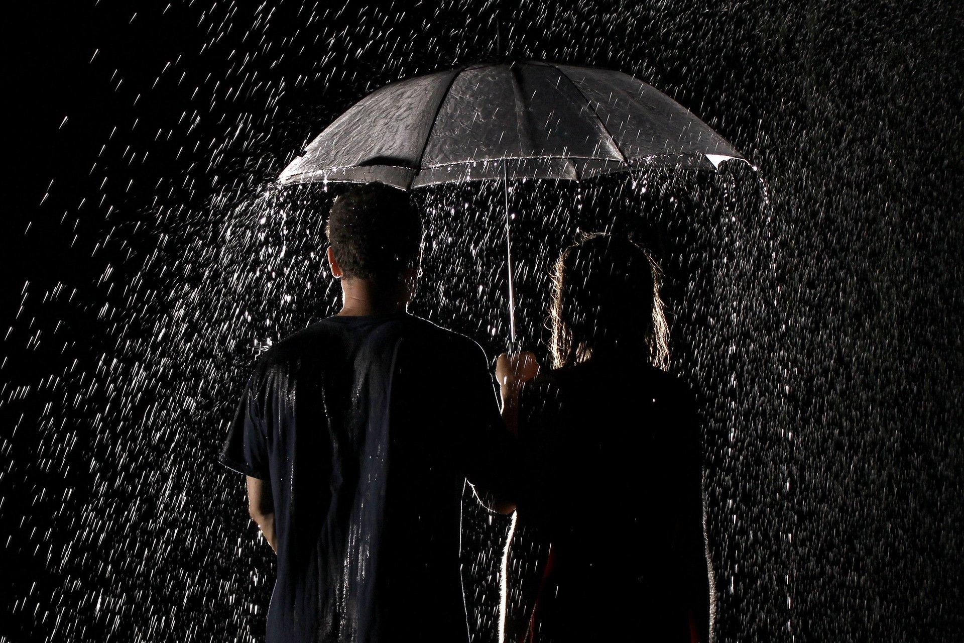 Как действует приворот на дождь