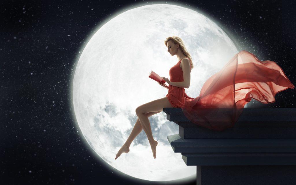 Ритуалы во время убывающей луны