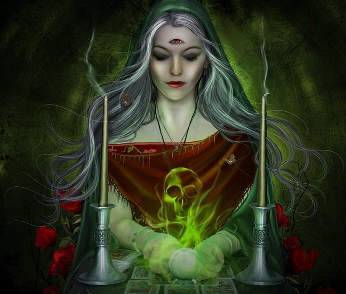 Приворот по семи чакрам