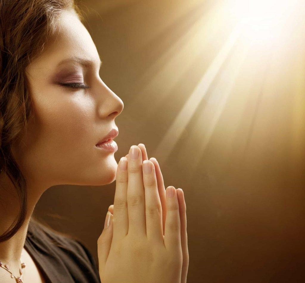 Молитва при привороте