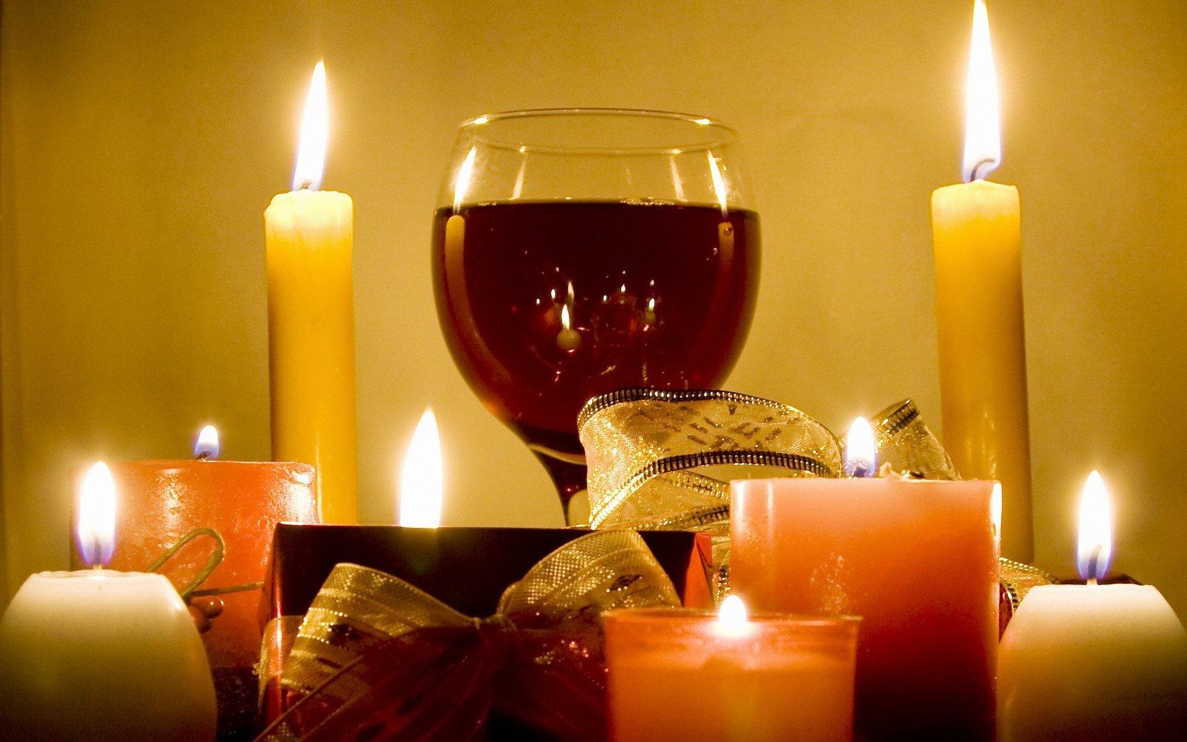 Мужчина должен выпить вино в течение недели, чтобы ритуал подействовал