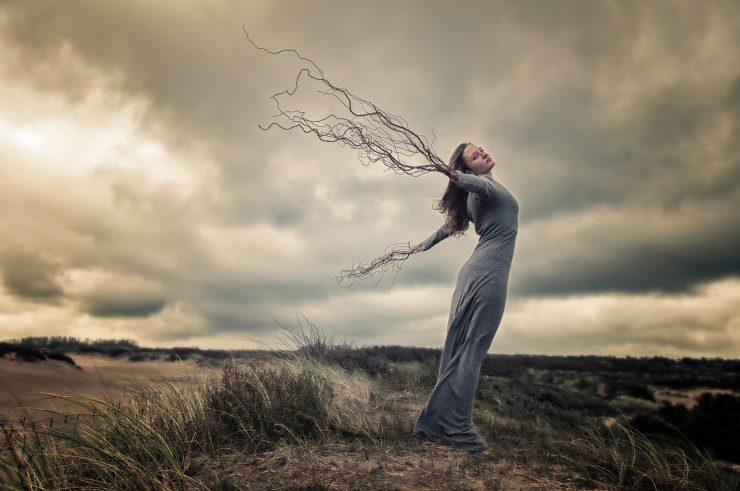 Приворот на ветер