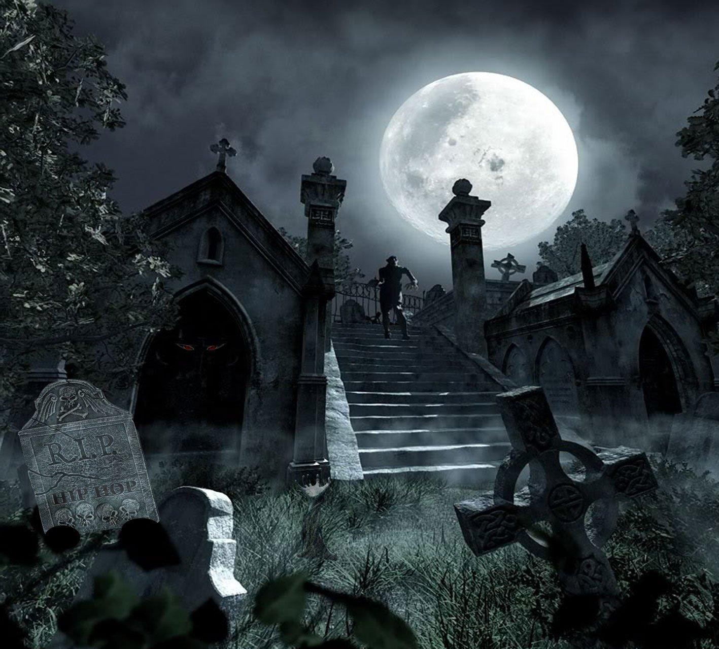 Приворот девушки на кладбище