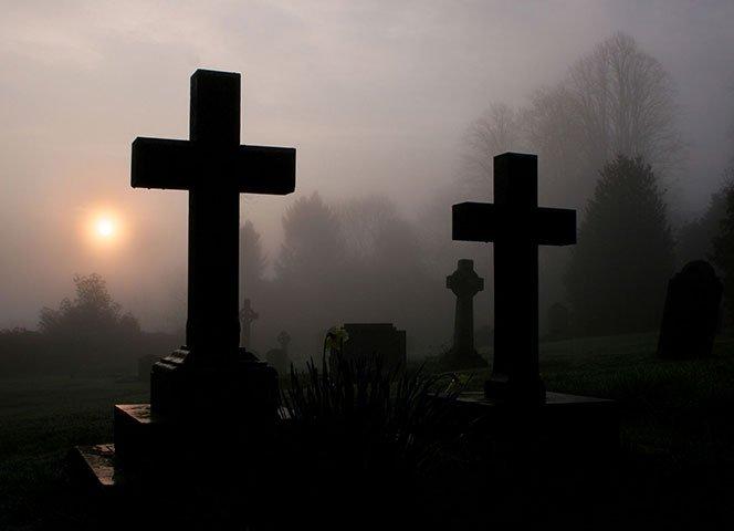 Опасность кладбищенского приворота