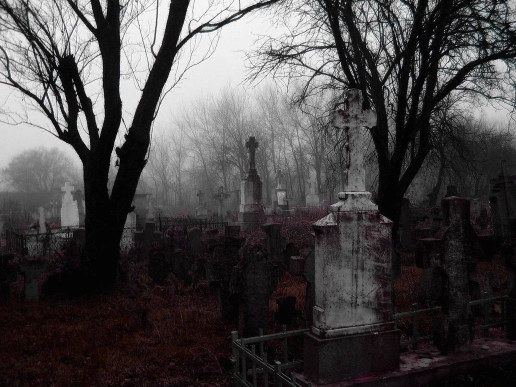 Концентрация энергии при кладбищенском привороте
