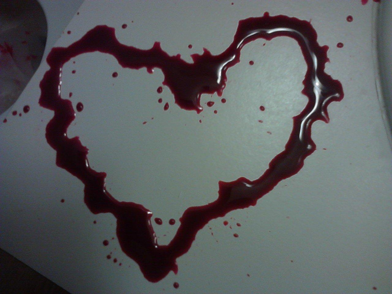 Приворот в полнолуние на крови