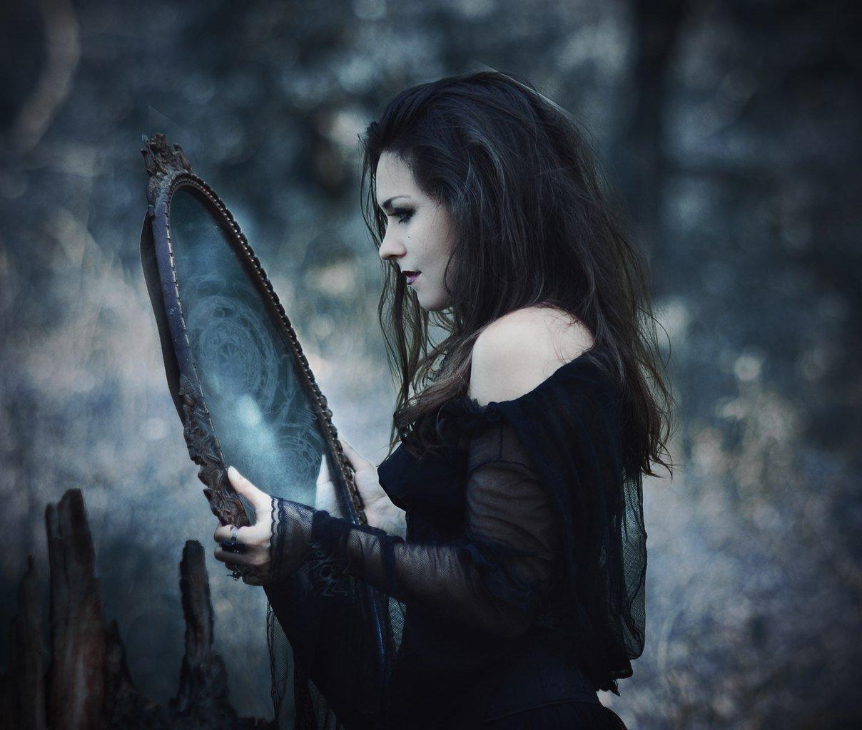 Приворот на зеркала на на расстоянии