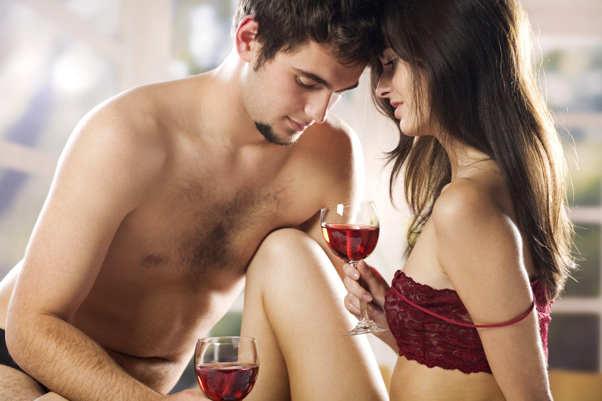 Приворотный ритуал заговора на вино