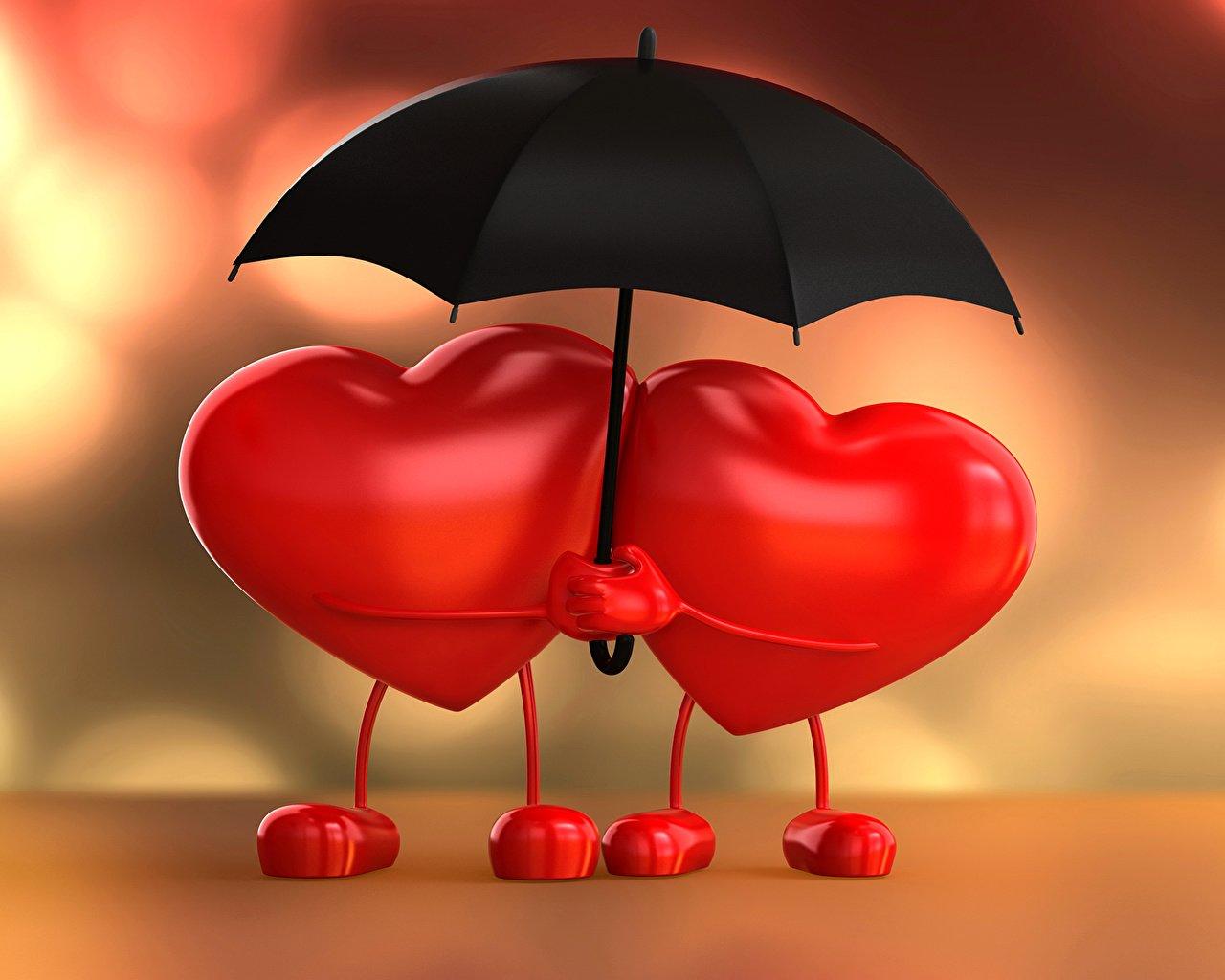 Любовь в карте желаний