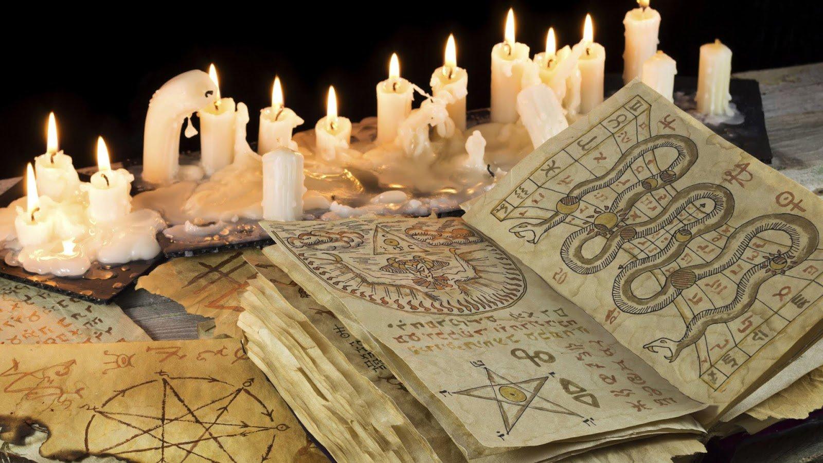 Мусульманский приворот со свечой