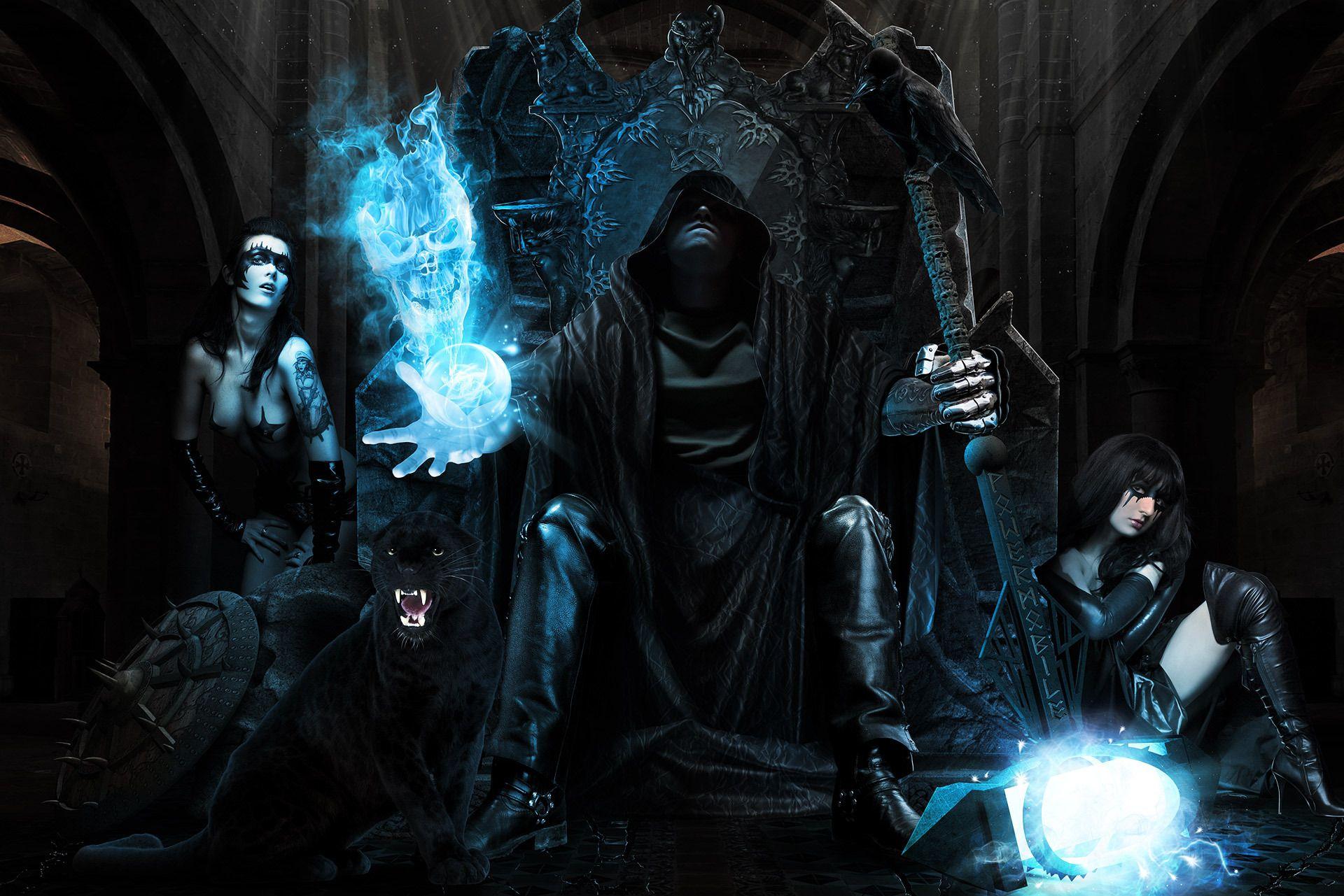 Лучшее время для заговора черной магии на деньги