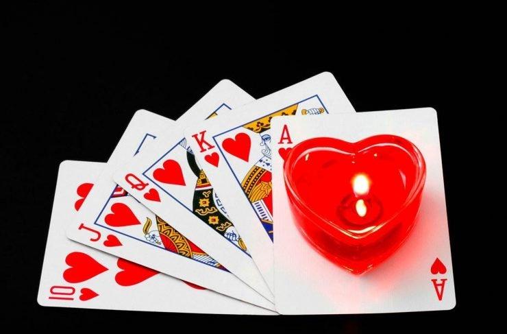 Гадание на картах на любовь 36 карт