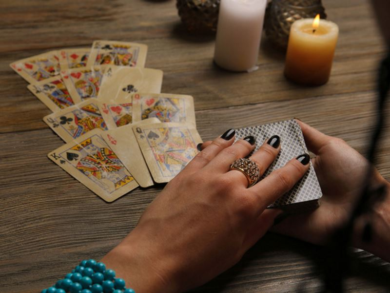 Расклад на 36 карт, на чувства любимого