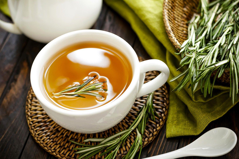 Травяной чай для снятия любовной привязанности