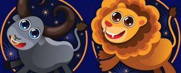Лев и Телец совместимость