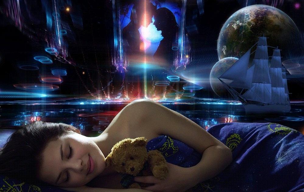 Мантра для мудрых снов