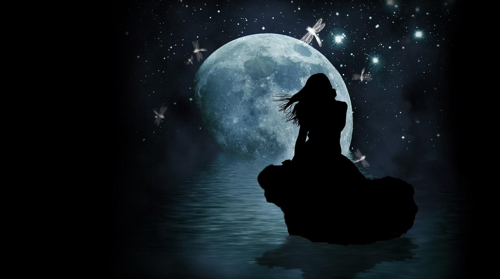 Как и когда читать мантру Луны
