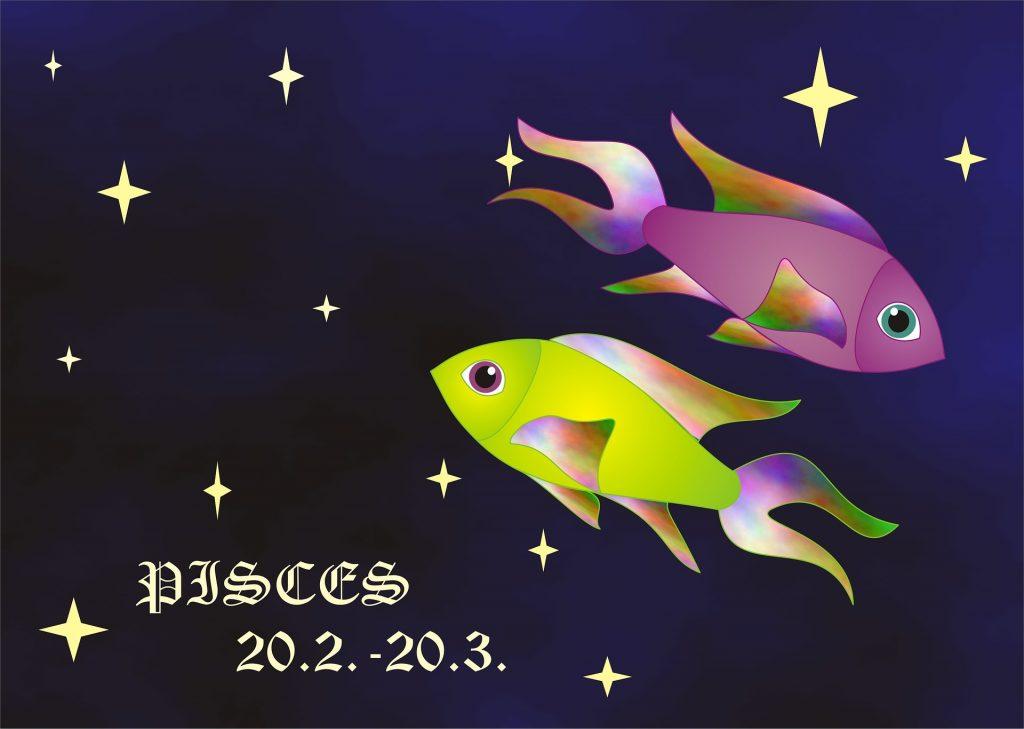 Знак зодиака Рыбы какие даты
